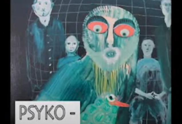 Psyko-corner – Valinnan paikka